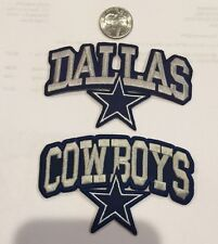 ed073bd29 2 - Dallas Cowboys vintage embroidered iron on Patches 4