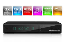 AB CryptoBox 652 HD COMBO TWIN  DVB-S2/T/T2 FullHD IPTV LAN USB PVR Receiver