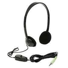 New Logitech Dialog-220 Dual PC Headphones - P/N 980177-0000