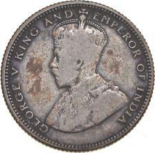 1926 Straits Settlements 20 Cents - TC *554