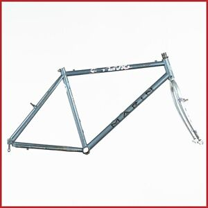 "MARIN TEAM ISSUE MTB STEEL FRAME SET 90s VINTAGE MOUNTAIN BIKE 26"" OLD BICYCLE"