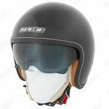 Gloss Open Face Motorcycle Spada Helmets