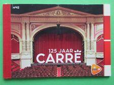 Nederland Prestigeboekje 42 PR42 Carré 125 jaar mooi gestempeld zeer lastig !