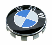 BMW Genuine Alloy Wheel Badge Emblem Centre Cap Cover x1 68mm 36136783536