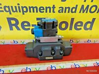 VICKERS Hydraulic Directional Control Solenoid Valve HYDRAFORCE FC10-20A-S03D-N