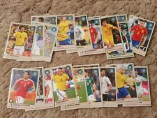 Panini x 29 Different Road to Russia 2018 Stickers
