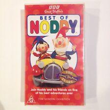 Best Of Noddy. VHS Video Tape Enid Blyton Big Ears Goblin Bert BBC ABC Kids Rare