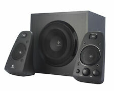 Logitech Z623 2.1 Speaker System with Subwoofer 200W - Black Brandnew