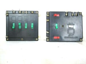 Ho Scale or N Atlas selector and 1 Atlas controller Made In U.S.A. LOT OF 2