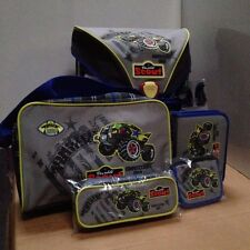 Scout, Nano, Monster Truck, Set, 5 teilig
