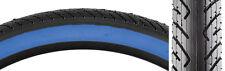 KENDA pair of Tire t 26x2.125 Bk/blue Slick K1032 Cruiser BMX se racing
