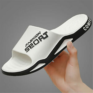 Men's slippers outdoor beach swimming pool sandals shower non-slip sandals
