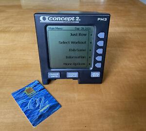 Concept 2 PM3 Monitor