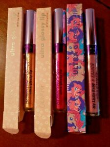 ColourPop My Little Pony Ultra Glossy Lip Flutter Valley Ponyland Dream Castle
