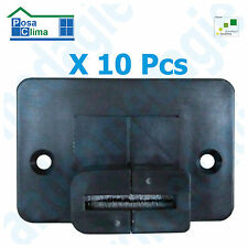 GUIDE PULLEY EXIT FROM UNDER PLUS BROWN 10 PCS Dumpster bottom inspection