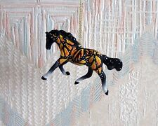 Trail Of The Painted Ponies Butterflies Run Free Christmas Ornament