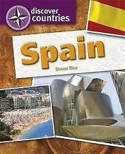 Spain (Discover Countries) by Harrison, Paul, Rice, Simon, Campbell, Polly