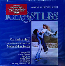 ICE CASTLES - MARVIN HAMLISCH , MELISSA MANCHESTER - ARISTA LP - STILL SEALED