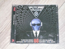 FUTURE TRANCE VOL. 60  2-CD's SEHR GUTER ZUSTAND