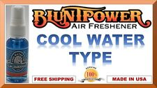 BluntPower 100% Concentrated Oil Based Air Fresheners Blunt Power COOL WATER 1