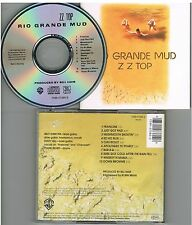 ZZ Top ‎– Rio Grande Mud CD