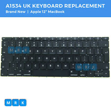 """A1534 REPLACEMENT KEYBOARD  APPLE MACBOOK 12"""" 