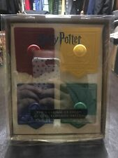 Harry Potter Williams Sonoma Gryffindor Slytherin Hufflepuff Cookie Cutters NIB