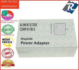 "Alimentatore caricabatterie 85W per Apple MacBook e Pro 15"" 17"" A1229 MagSafe 1"