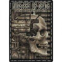 MONSTERS OF DEATH VOL. II 2 DVD MIT AMON AMARTH UVM NEU