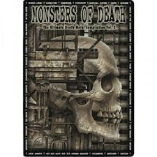 MONSTERS OF DEATH VOL. II 2 DVD MIT AMON AMARTH UVM NEU