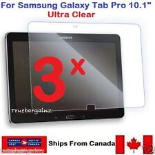 """3X ULTRA Clear Screen Protector for Samsung Galaxy Tab PRO 10.1"""" SM-T520 T525"""
