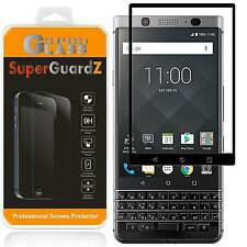 2X BlackBerry Keyone / Mercury Tempered Glass FULL COVER Screen Protector Guard