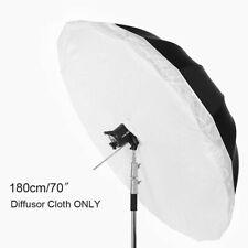 180cm 70 inch Strobe Studio Portrait Photography Softbox Diffuser Cloth Cover