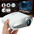 Full HD 1080P LED 3D VGA Heimkino-Beamer HDMI TV Home Theater Projektor Cinema
