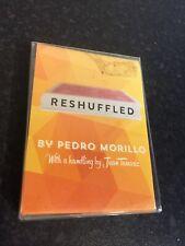 Closeup Card Magic Trick Reshuffled By Pedro Morillo