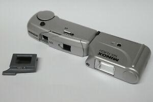 Minox MX Miniaturkamera / Spionagekamera incl. Blitz