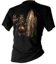 Bequem sitzende Herren-T-Shirts-Unisex L