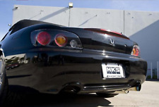 "HKS 2000-2009 HONDA S2000 75MM 3"" 3 INCH SINGLE EXIT CATBACK EXHAUST CBE SYSTEM"