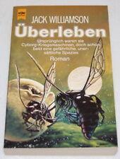 Überleben - Jack Williamson - Science Fiction Roman Heyne SF Kampfmaschinen