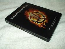 Blu Ray Movie Steelbook The Hunger Games Catching Fire with DVD