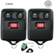 Replacement Keyless Entry Remote 3 Btn For 2004-2016 F250 F350 F450 SUPPER DUTY