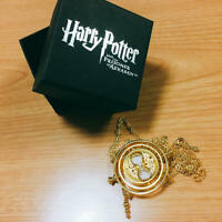 Harry Potter Timeturner Time Turner Necklace Pendant Hermione Movie theatersonly