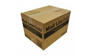 PADDED ENVELOPES A/000 BAGS GOLD MAIL LITE STYLE QTY 100 Low Low Price