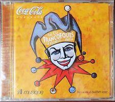 FRANCOFOLIES la ROCHELLE - CD promo COCA COLA - NEUF