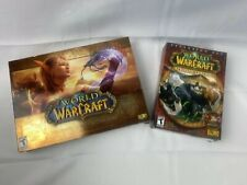 World of Warcraft  (PC) NEW With World Of WarCraft Mist Of Pandaria PC New