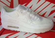 Brand New Mens Size 10 Nike Air Max 90 Trainers White