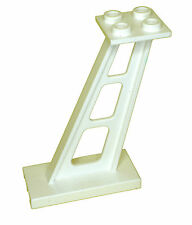 Missing Lego Brick 4476 White Support 2 x 4 x 5 Stanchion Inclined