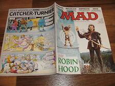 MAD  # 271 -- ERICH !! die Ballade vom ERLKÖNIG HONNECKER // TREFFER: ROBIN HOOD