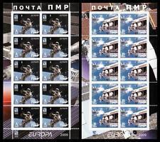 2009 Europa CEPT - Transnistria PMR - minisheets