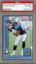 1999 Leaf Rookie and Stars Jevon Kearse #298 PSA 10 Rookie Titans